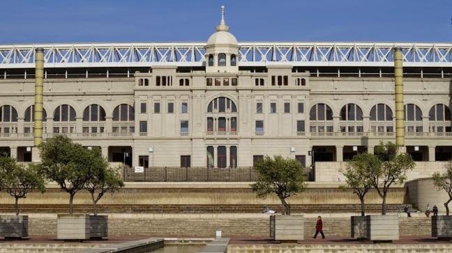 Estadi Olímpic Lluís Companys Barcelona