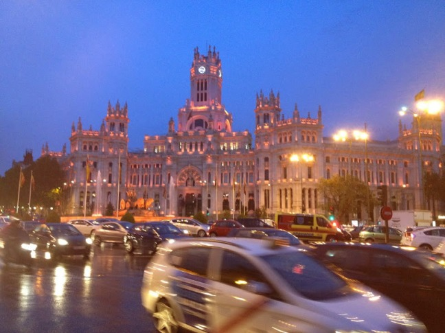 Madrid walkaround