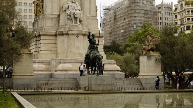 Walkaround Madrid