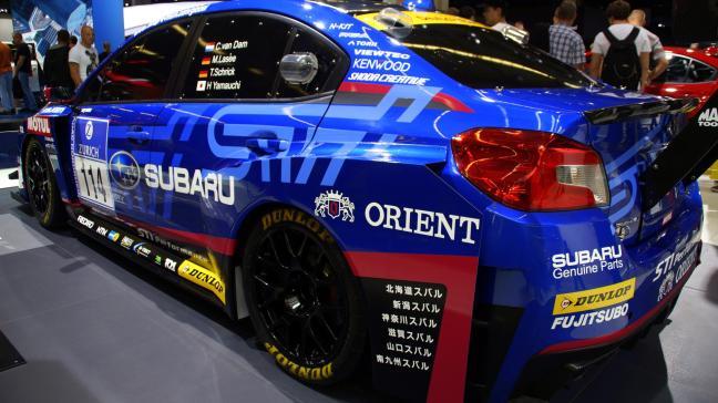 Subaru IAA 2015