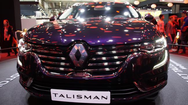 Renault Talisman 2015 IAA