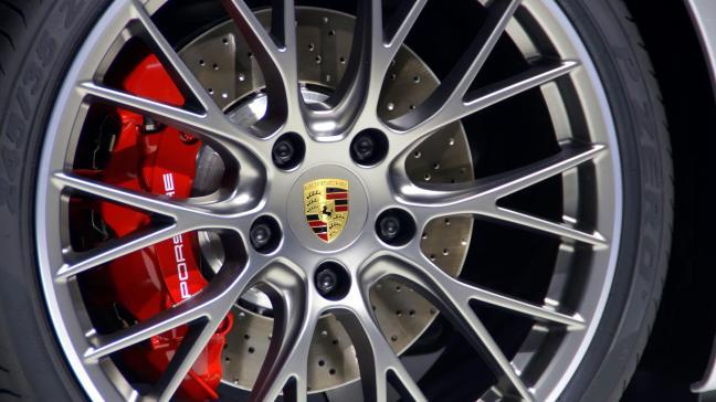 Porsche 911 Carrera S Rim