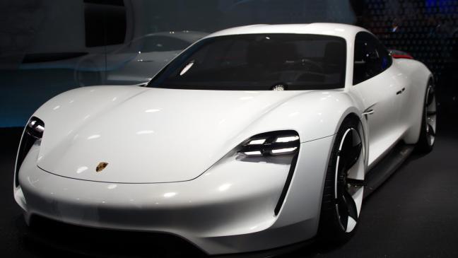 Porsche E