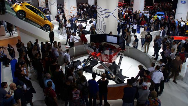 Ford IAA 2015