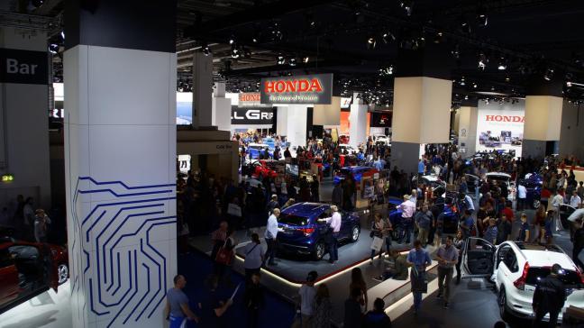 Honda IAA 2015