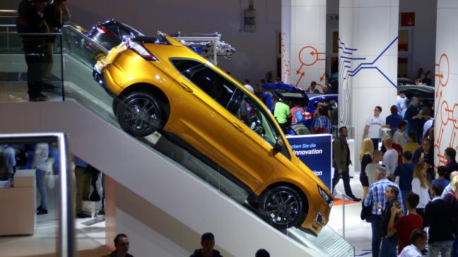 Ford 2015 IAA