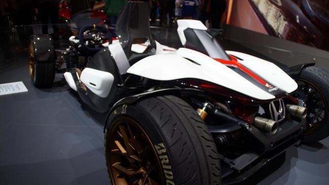 Honda 2015 IAA