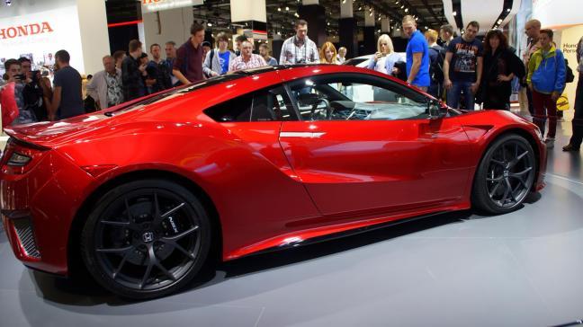 Honda NSX 2015 IAA