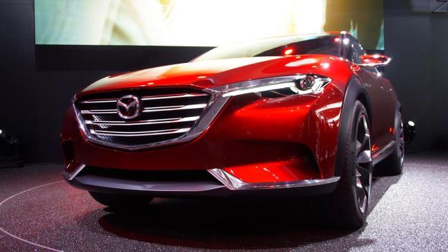 Mazda 2015 IAA