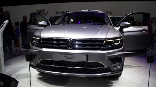 VW Tiguan IAA 2015