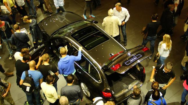 BMW 2015 IAA