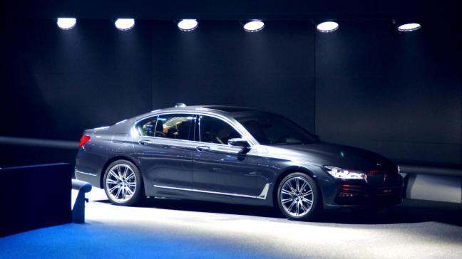 BMW 7 Series 2015 IAA