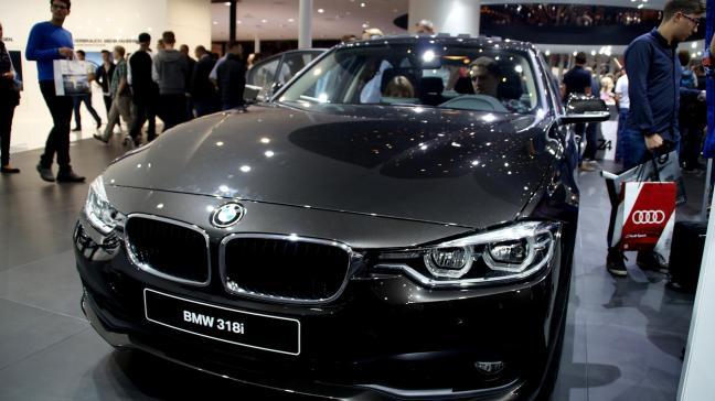BMW 318 2015