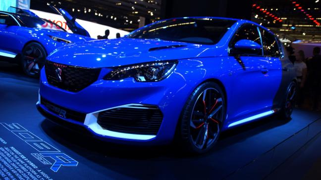 Peugeot 308 R IAA 2015