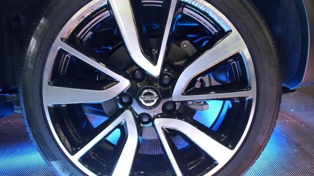 Nissan Qashqai Tekna IAA 2015